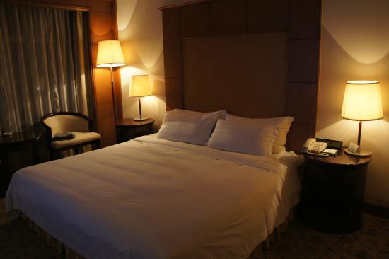 Central Plaza Hotel: Стандартная комната