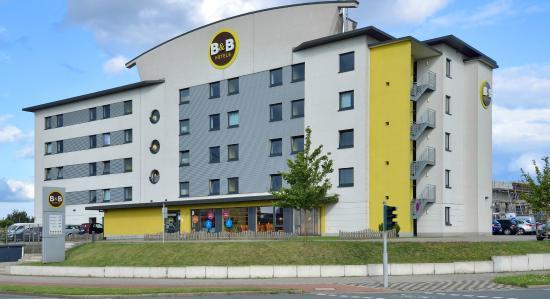 B&B Hotel Oberhausen am Centro