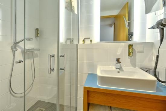 Badezimmer Hotel Vogelsburg - Bild von Hotel Vogelsburg ...
