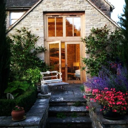 Challow Farm House Bed and Breakfast: Garden Room