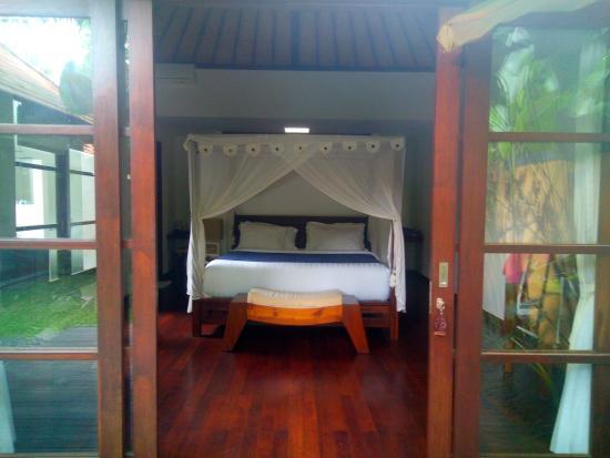 Bayad Ubud Bali Villa: Camera da letto 1