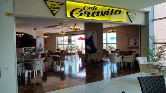 Cafe Gravita