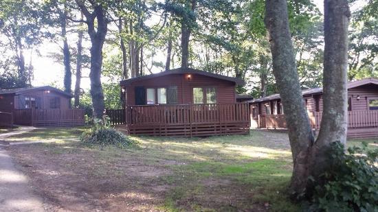 Parkdean Resorts - Landguard Holiday Park: Bronze lodge 'woodlands 12'