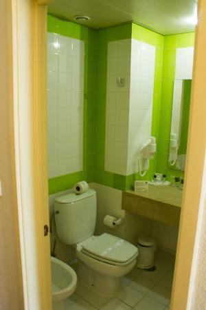 Sinerama Hotel Apartamento: Bagno