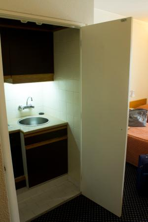 Sinerama Hotel Apartamento: Cucina