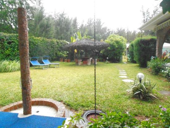 Villa Gaiarda: Giardino