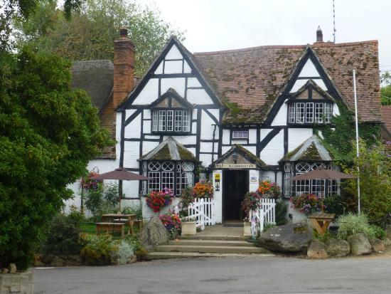 Woolstone, UK: The White Horse Inn Restaurant