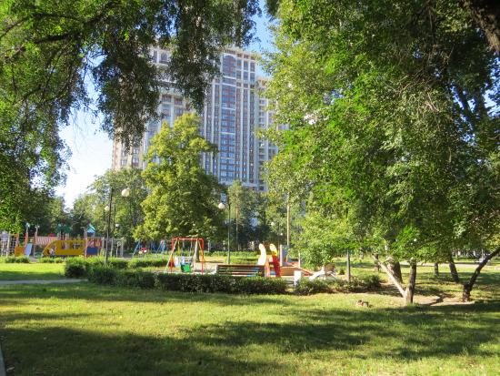 Chapayevskiy Park