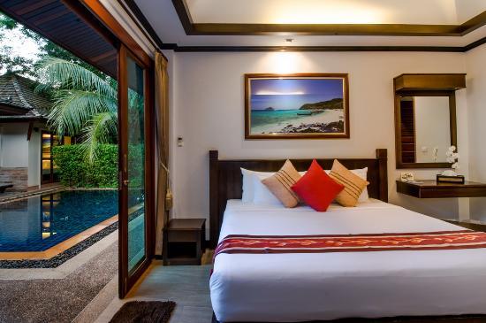 Pai Tan Villas: Deluxe Double Room