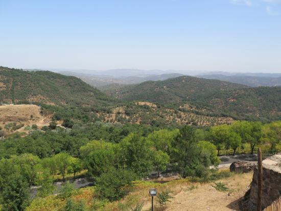 Sierra Aracena: sierra