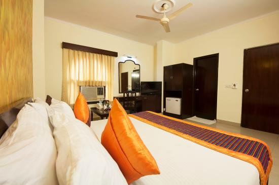 Hotel Delhi Darbar: Luxury Room