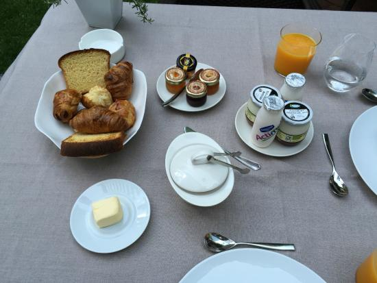 ABaC Barcelona : Breakfast at ABaC Restaurant