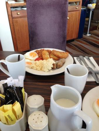 Hilton Blackpool Hotel: Nice Breakfast