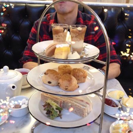 The Assembly House: Afternoon Tea November 2014