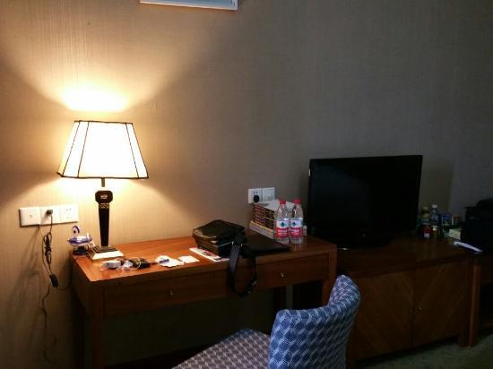 Pei County, China: 东北国际大酒店