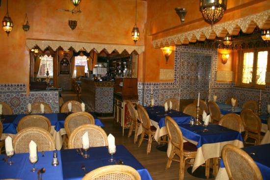 La Medina : De vaste salles