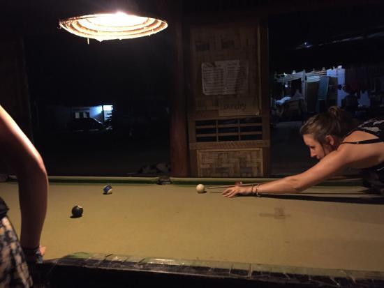 Easy Go Backpacker Hostel: pool time