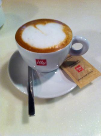 El Tranvía Coffee Shop: Cafe