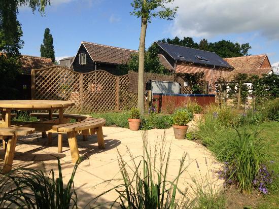 Fullers Hill Cottages: Garden