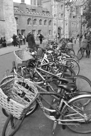 Fullers Hill Cottages: Cycle hire in Cambridge City Centre