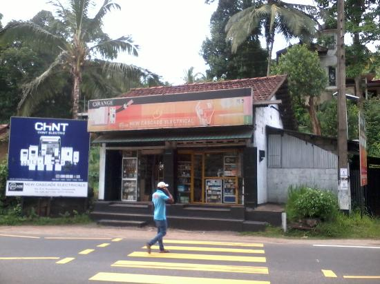 Avissawella, Σρι Λάνκα: puwakpitiya- cascade electricals