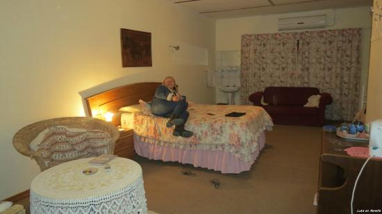 Gobabis, Namibia: Duoble room