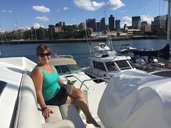 Photo of Constitution Marina's Bed & Breakfast Afloat Boston