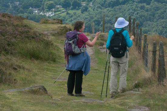 Sally Mosley Guided Walks: Hiking with Sally Mosley