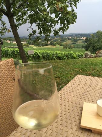 Alice Relais nelle Vigne: Un aperitivo speciale