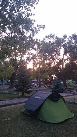 Cedar City KOA: Camping