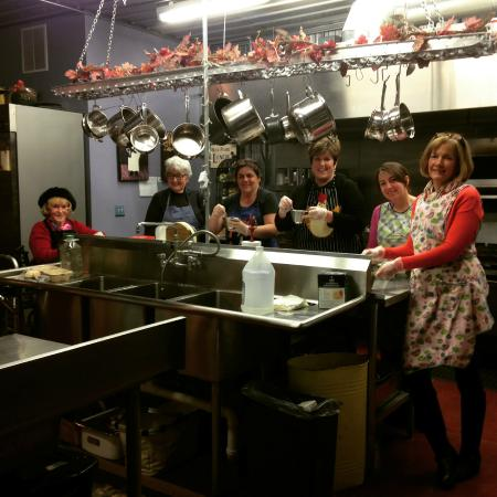 Canning and cooking classes