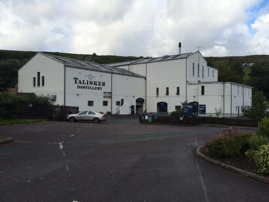 Talisker Distillery Tour Prices