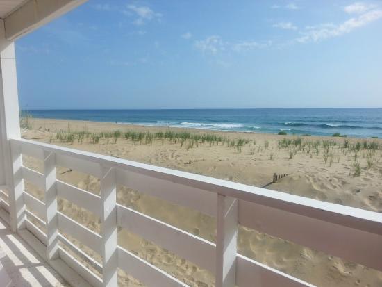 Sea Foam Motel: the view- amazing