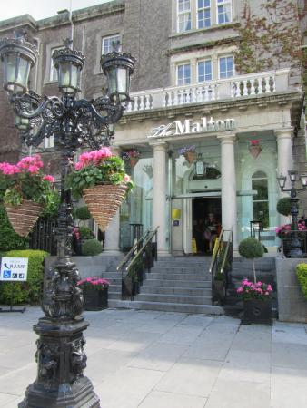 The Malton Hotel: Beautiful Grand Hotel