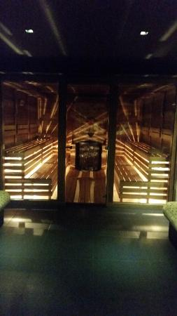 Grand Hotel and SPA: sauna