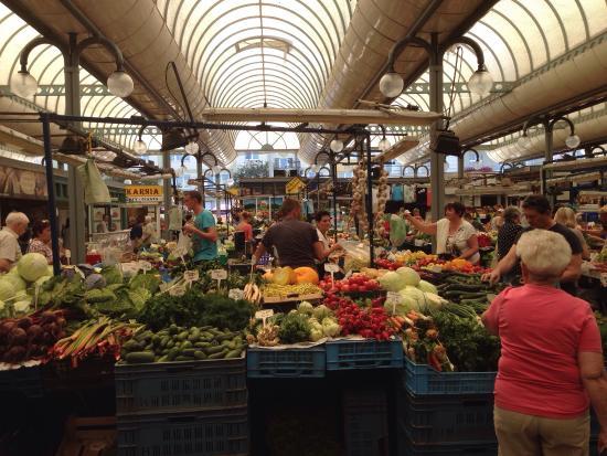 Gdynia, Polonia: Market Place