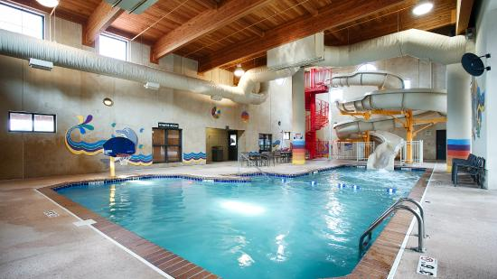 Best Western Plus Ramkota Hotel Indoor Waterpark