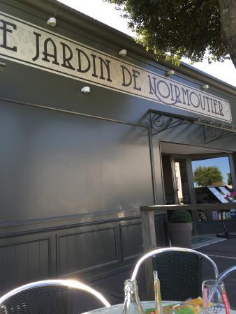 Le Jardin de Noirmoutier