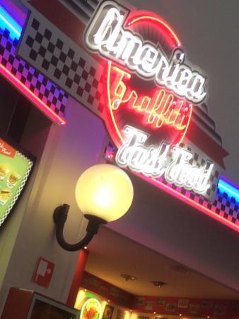 America Graffiti Fast Food Campi Bisenzio