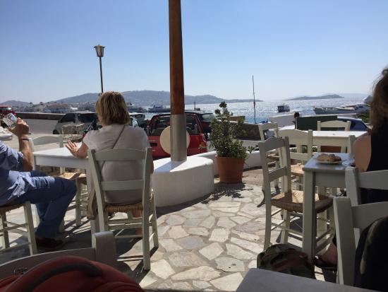 Barco cafe mykonos mykonos ville restaurant avis num ro de t l phone photos tripadvisor - Mykonos lieux d interet ...