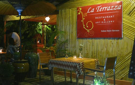 Welcome To La Terrazza Picture Of La Terrazza Nyaung