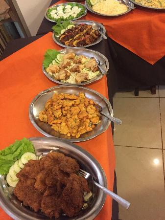 Appaloosa Restaurant: APPALOOSA'S unique daily buffet ... ENJOY