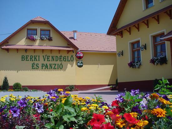 Berki Restaurant and Pension