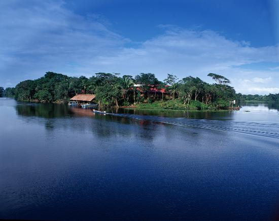 Rio Indio Adventure Lodge