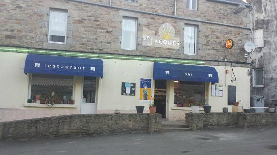 Plesidy, França: restaurant