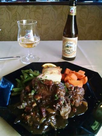 Nouvelle cuisine spring hill omd men om restauranger for Nouvelle cuisine