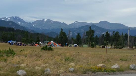 Glacier Basin Campground