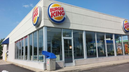 Belcamp, MD: Burger King