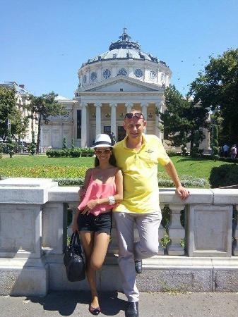 Atenul Roman: Place was so amazing