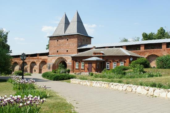 Zaraysk Kremlin State Museum of History, Architecture, Art and Archaeology: Ворота кремля